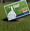 Free contest : For Fathers day, one of two $150 GolfTown gift card
