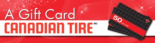 Canadian Tire Mastercard >> Win one of four $50 Canadian Tire Gift Cards | Contest website | May 14, 2012 | Wannawin.ca